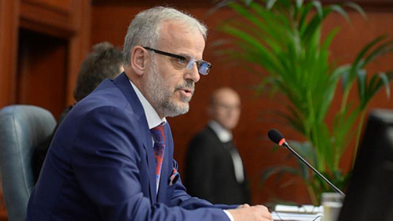 Xhaferi  Kuvendi i Maqedonisë nuk do të jetë rob i interesave partiake