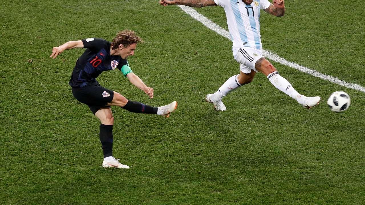 FIFA hap sondazhin për golin më të bukur të Botërorit