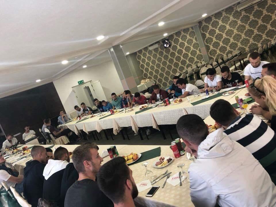 40 të rinj i bashkohen PDK së në Prishtinë
