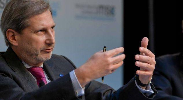 Hahn  Marrëveshja Kosovë Serbi nuk duhet të krijojë precedent