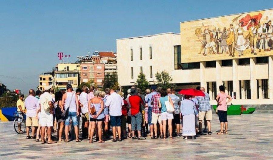 Tirana  destinacioni i turistëve të huaj edhe në shtator